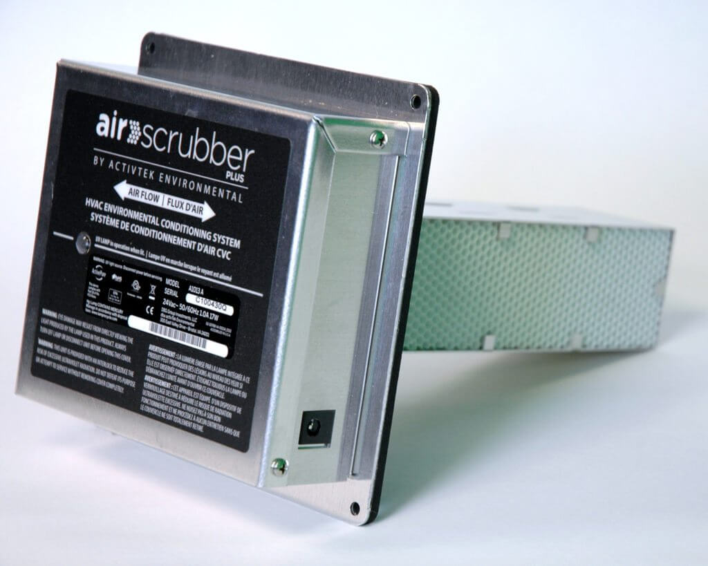 Air Scrubber Plus | Mauger & Co.